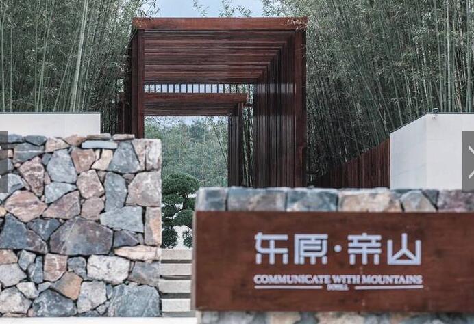 用竹子做装饰景观设计,真的美极了