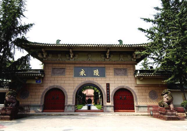 中国唯一地上皇陵:这个平民皇帝很有个性