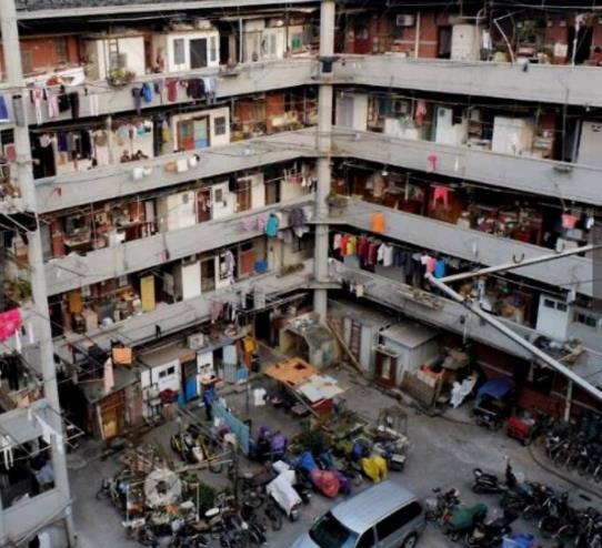"""上海真实版""""猪笼城寨"""",距今已有百年历史"""